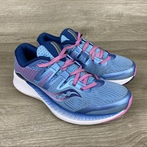 Saucony Ride ISO Women's Running Shoes Size 6.5